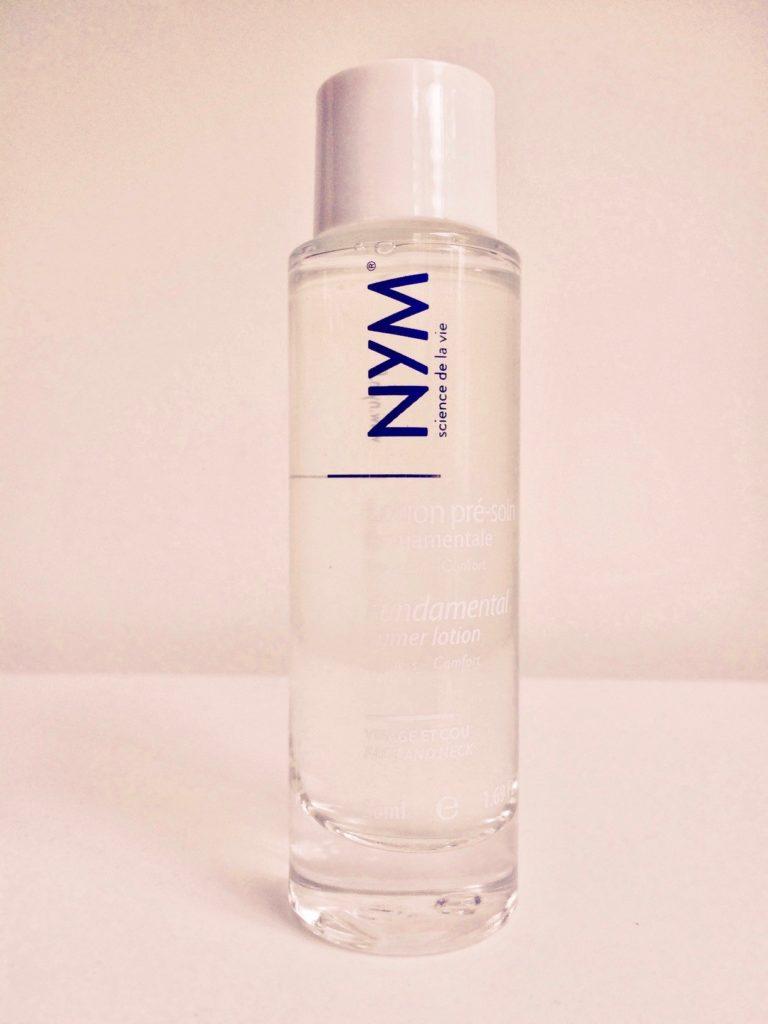 lotion pré-soin NYM