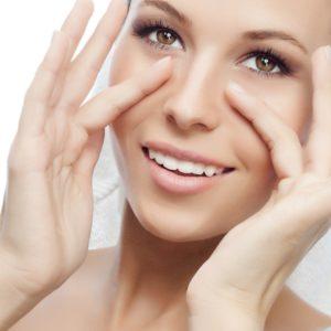 massage pour stimuler vos yeux