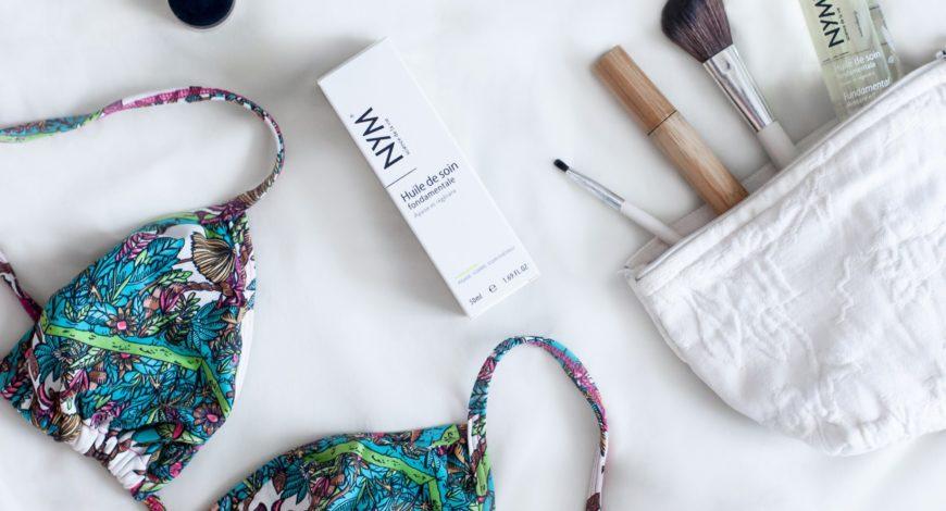 Les cosmétiques NYM pour les vacances