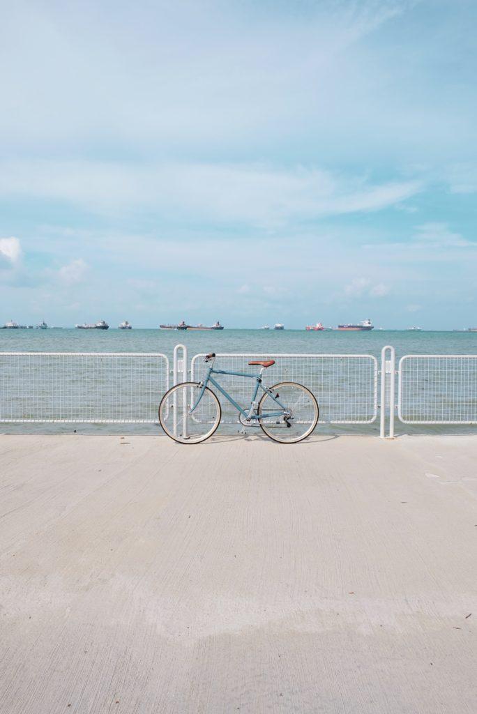 Slow mouvement pour ralentir en été