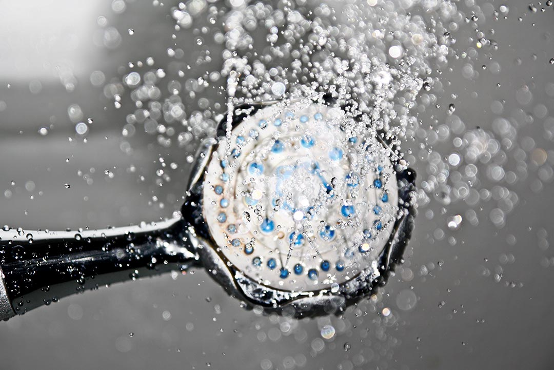 prendre des douches