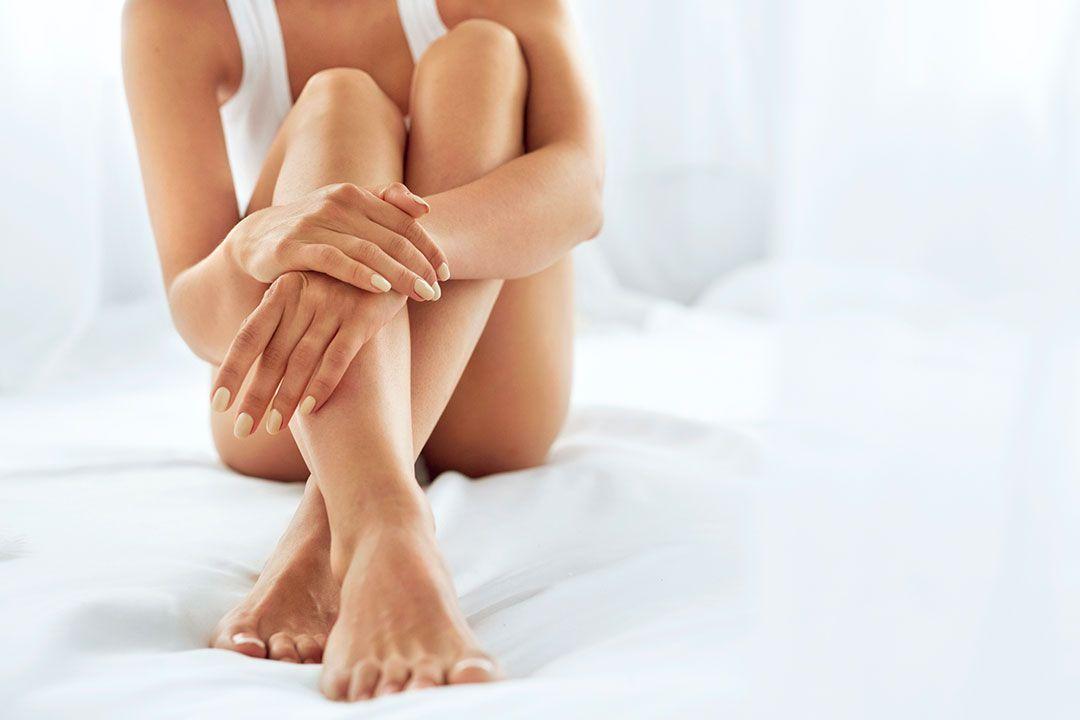 Comment remédier aux pieds secs ?