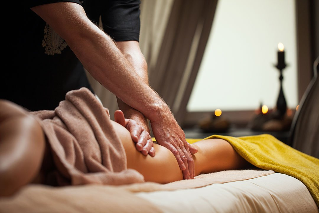 massage anti-cellulote palper rouler