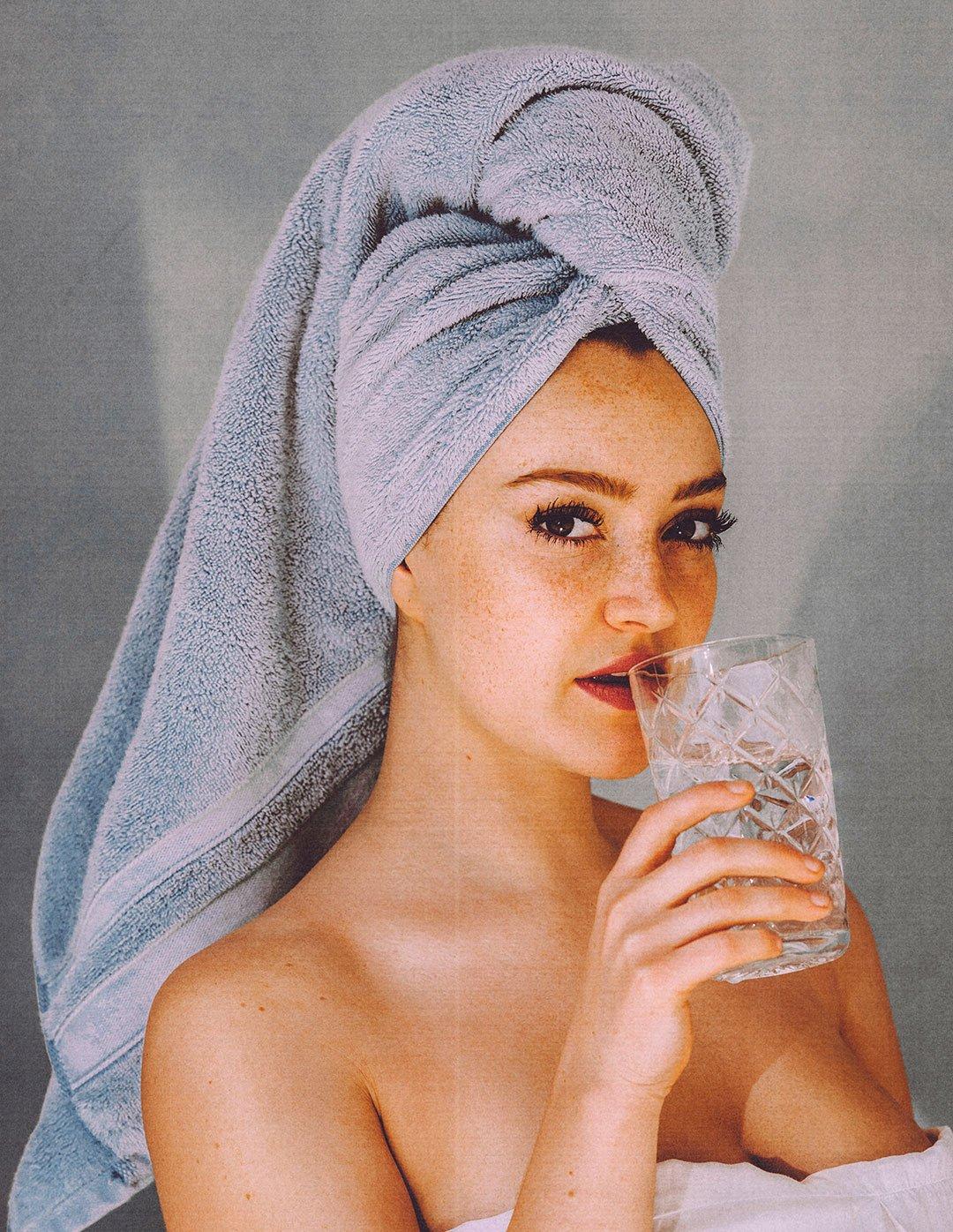 Hydrater ses cheveux colorés