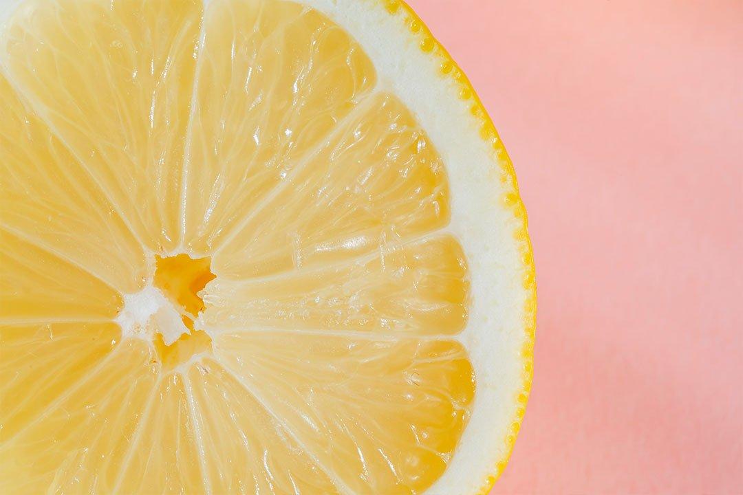 le citron pour avoir les dents blanches